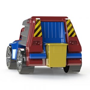 Детско камионче боклукчийски камион купи онлайн