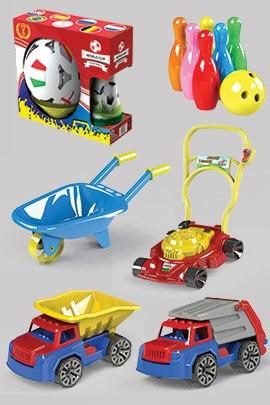 Детски играчки онлайн и на едро