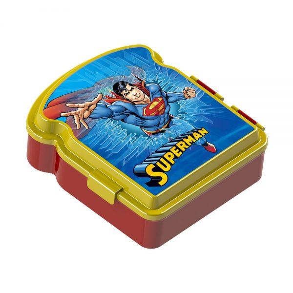 Детска кутия за сандвич с героя Суперман
