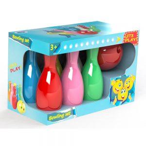 Детски боулинг комплект - Играчка боулинг