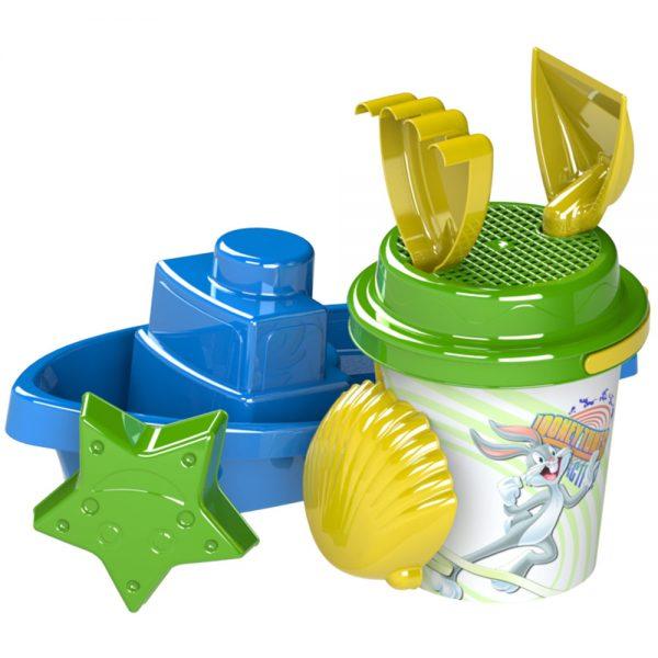 Детски комплект от пластмасови плажни играчки Дема Стил - Купи онлайн и на едро