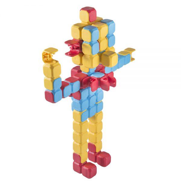 Детски конструктор KLIX - Робот фигура
