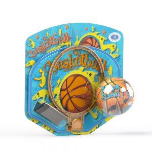 Детски малък баскетболен комплект
