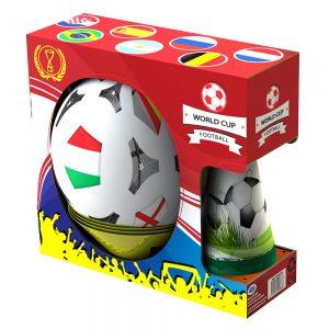 Детски футболен комплект - Перфектният подарък за детето
