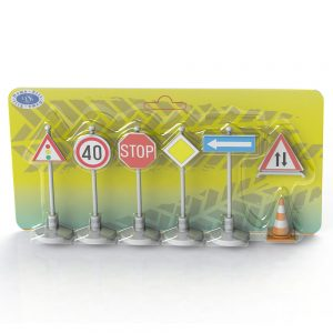 Комплект пътни знаци Dema-Stil