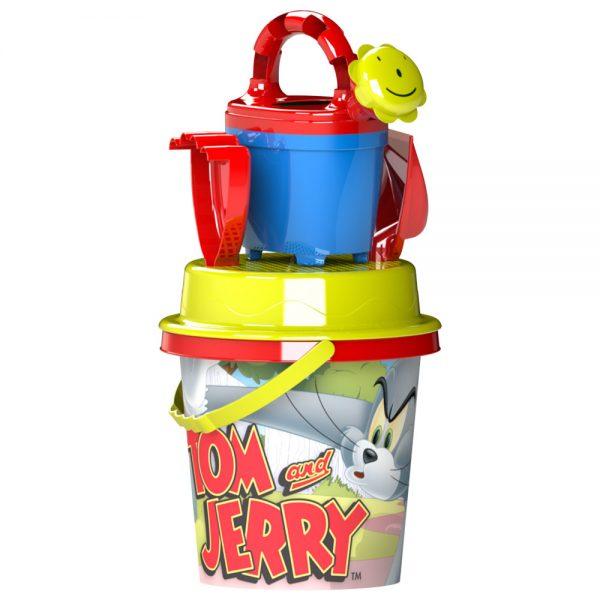 Плажен комплект за деца - Играчки за пясък Том и Джери - Купи онлайн или на едро