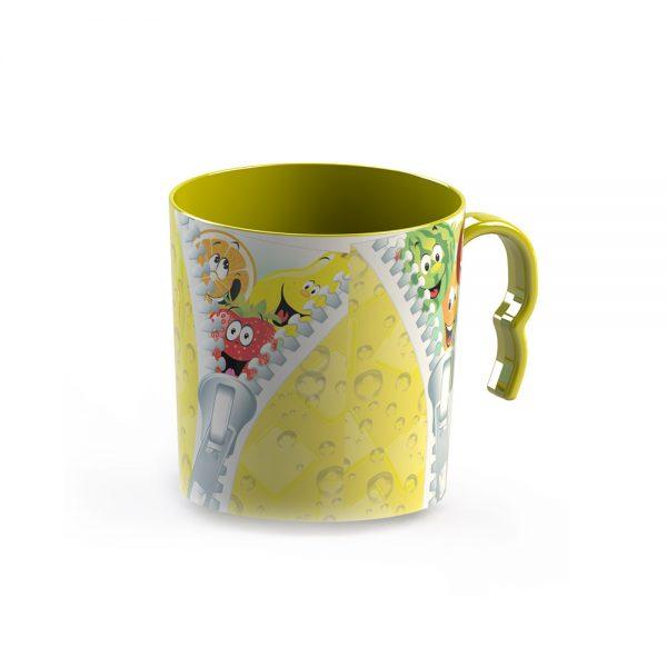 Пластмасова чаша за деца с интересна снимка- детска чаша