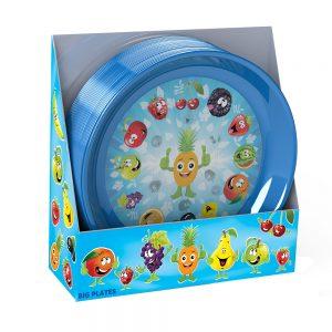 Пластмасови чинийки за деца на едро и онлайн магазин