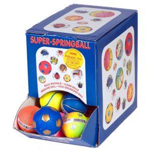 Скачащи топки Felder JUWA 65 мм. микс от цветове и дизайни