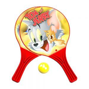 Хилки 2бр. за плаж с топка Dema-Stil Tom and Jerry