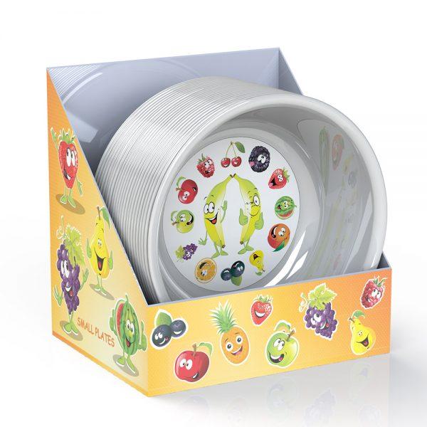 Малки пластмасови купи за деца на едро и дребно