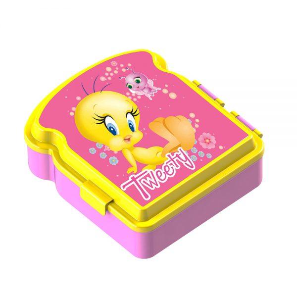 Sandwich box - Детска кутия за сандвич за момиченца