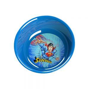 Детска пластмасова чиния Суперман от Дема Стил