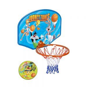 Детска играчка баскетбол за стена Looney Tunes Баскетбол играчка комплект