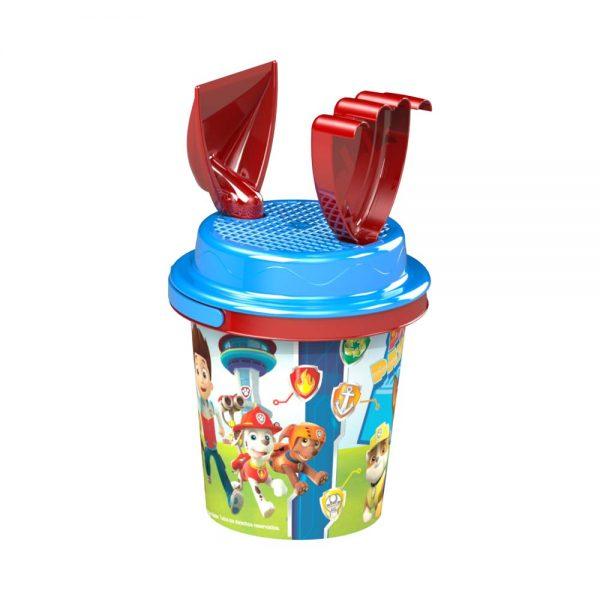 Детски малък плажен комплект Пес Патрл - Детска кофичка Paw Patrol